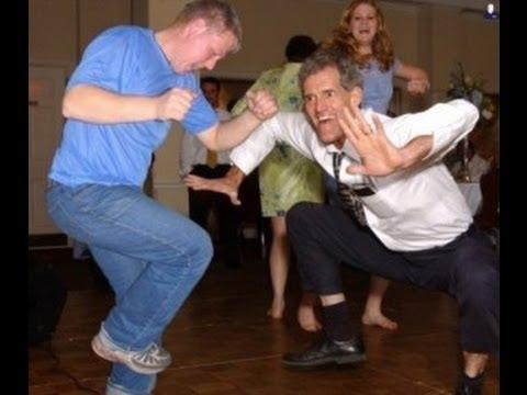 Танцы приколы на свадьбе