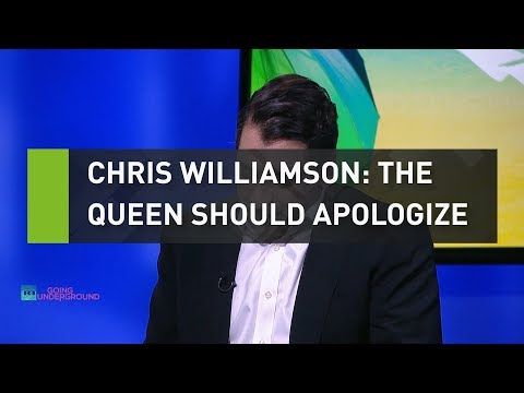 Williamson: The Queen should apologize for evading tax