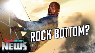 'Skyscraper' Stumbles: How Solid is The Rock? - Charting with Dan!