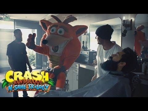 New Crash Bandicoot N. Sane Trilogy TV Commercials!
