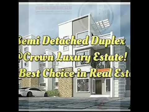 Buy a property from CROWN LUXURY ESTATE