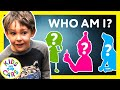 Play the WHO AM I Game for a Road Trip Full of Surprises 🚗🛷🎂
