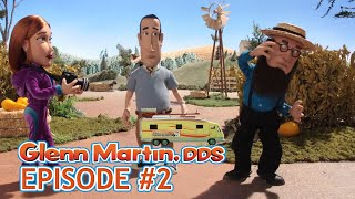 Glenn Martin, DDS - AMISH ANGUISH (Episode #2)