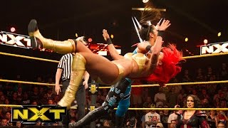 Bayley vs. Eva Marie – NXT Women's Championship Match: WWE NXT, Nov. 25, 2015