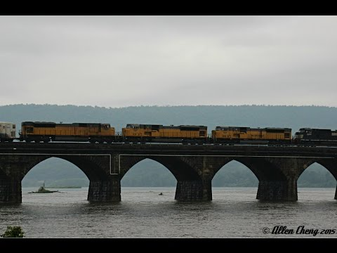 An Awesome 4th of July Weekend on the NS Pittsburgh Line & Harrisburg - Part 3 (7/4/2015)