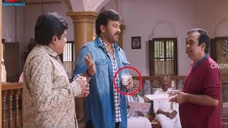 Chiranjeevi Blockbuster Movie Interesting Scene | Telugu Movies | Cinema Theater