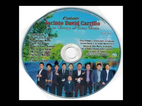 El hijo de un rey  Jacinto David Y Su Grupo Musical  Nuevo Pacto