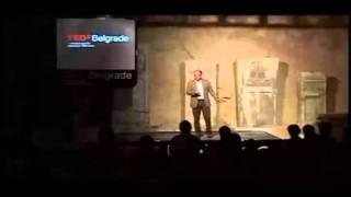 TEDxBelgrade - Aleksandar Kontic - Agresivnost i kreativnost