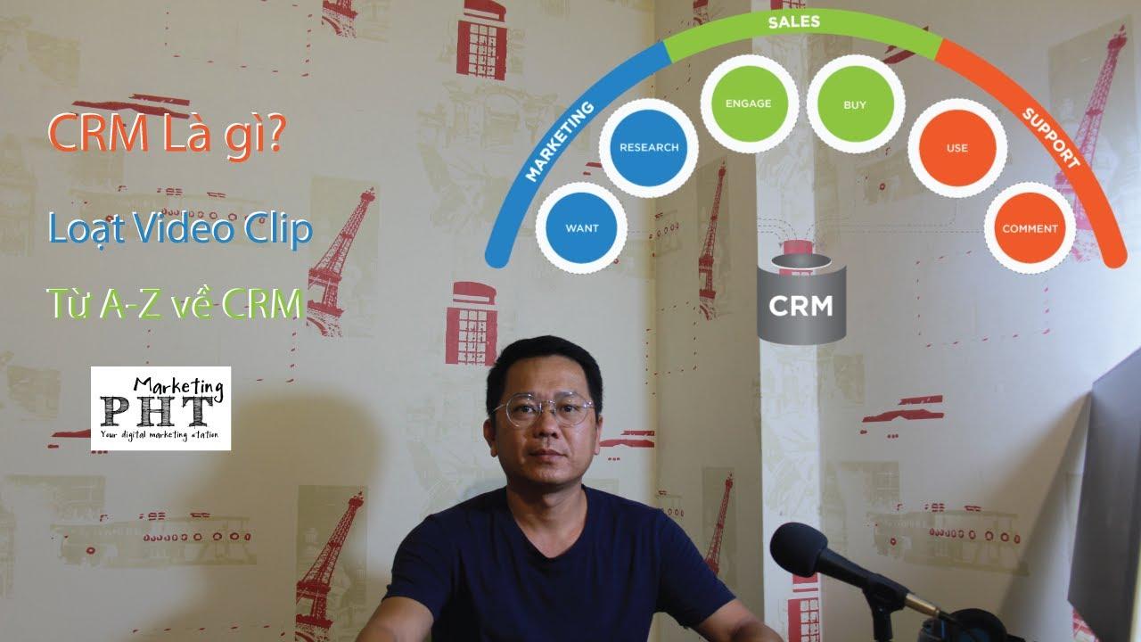 CRM Phần 4 – Quản trị bán hàng trong CRM