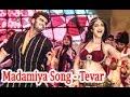 FIRST LOOK: Hot Shruti Haasan as Madamiya in 'Tevar' Item Song | Hot Hindi Cinema News | Arjun