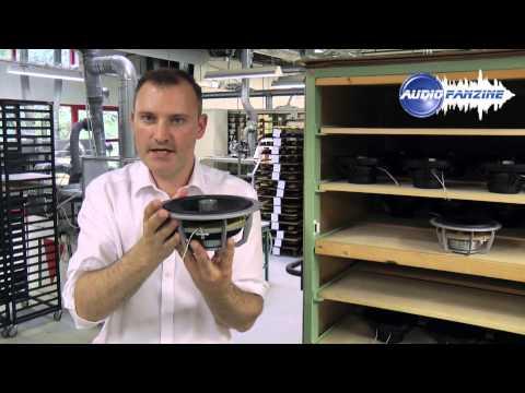 Dynaudio's factory tour - Visite de l'usine Dynaudio
