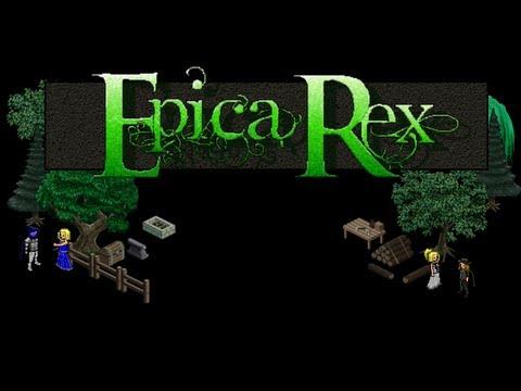 Epica Rex - The Grim Gary