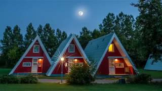 """Amazing house-hut (""""A"""" - shaped)! 50 examples of exterior and design!"""