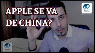 👉 Semanal - Apple deja China, Great Reset, Ecología, Informe Covid, Elecciones EE.UU