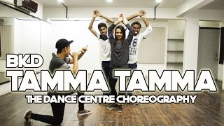 Tamma Tamma Again | Varun , Alia | The Dance Centre Choreography