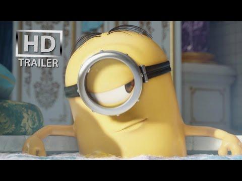 Minions - Despicable Me 3   official trailer #3 (2015) Sandra Bullock