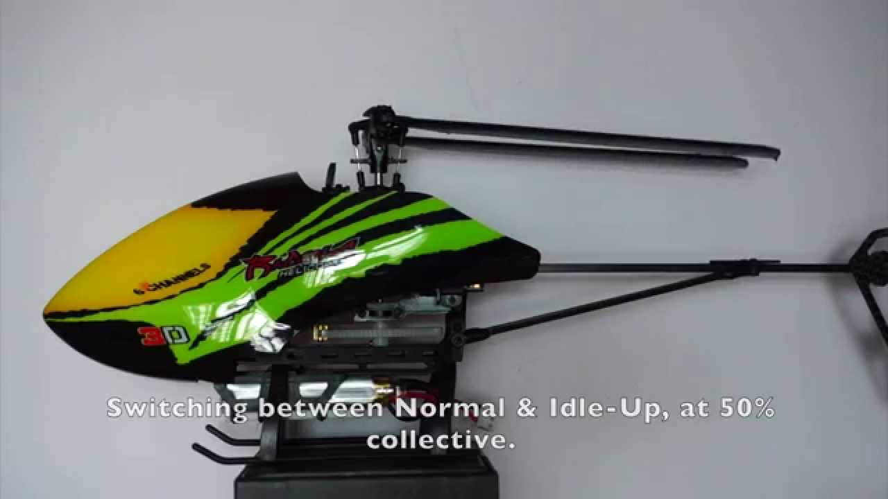 Cheerson CX-90A Brushless CP 3D Helicopter – Rev…