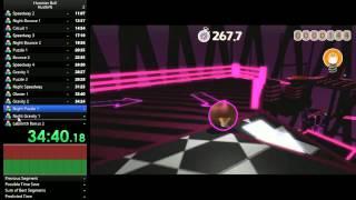 Hamster Ball Hustle% Speedruns