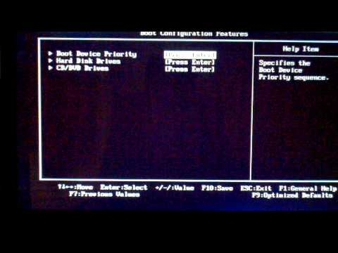 BIOS to Format Hard Drive – How to Format HDD from BIOS