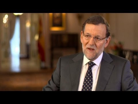 Spain's Rajoy: Weaker Euro Would Help Employment