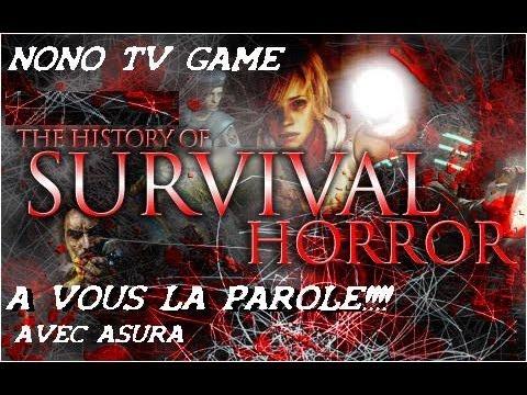 A VOUS LA PAROLE!!! Le survival horror avec ASURA