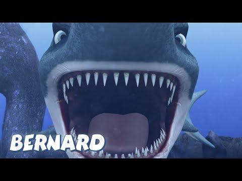 Bernard Bear   Scuba Diving AND MORE   30 min Compilation   Cartoons for Children