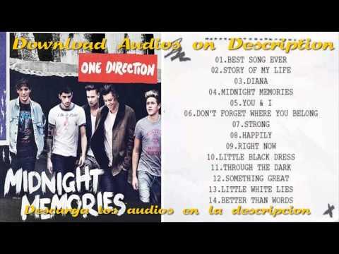 One Direction - Midnight Memories (Album) (Download) (Descarga)