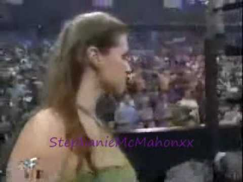 Stephanie McMahon - October 5th, 2000