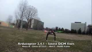 Arducopter - 2.4.1 - hexa - with latest ...