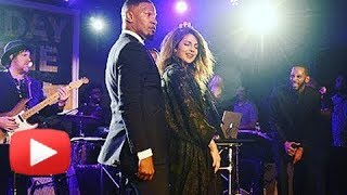 Priyanka Chopra SEXY DANCE With Jamie Foxx At Fundraiser Event | Viral Video