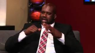 Shaq Dissing Dwight Howard saying Brooke Lopez is better