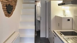 Top 5 under 20sqm apartment with smart layout and beautiful | HD