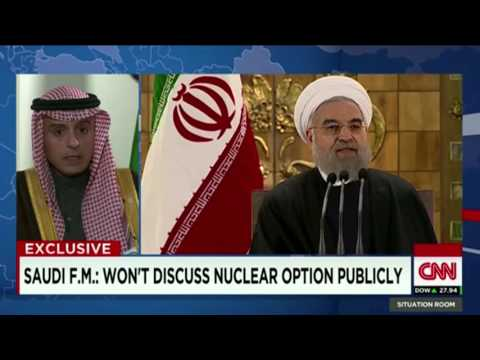 Saudi Foreign Minister on CNN