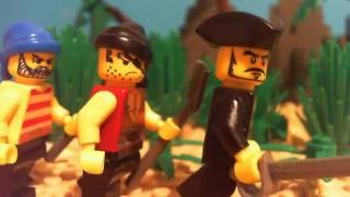 Shiver My Timbers - LEGO Muppets Treasure Island (LEGO Pirates)