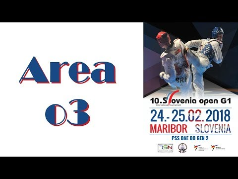 10th Slovenia Open G1 - 2018 - Area 3 - sunday