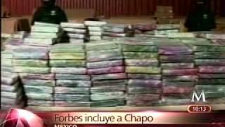 EL CHAPO GUZMAN EN LA LISTA DE FORBES