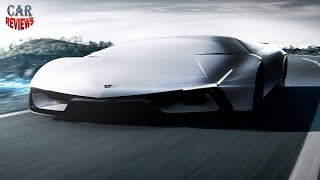 Pura 2022 Electric Lamborghini Supercar Concept  - Car Reviews Channel