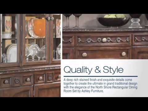 North Shore Rectangular Dining Room Set From Millennium By Ashley
