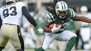 Chris Ivory 2013 Highlights |New York Jets|