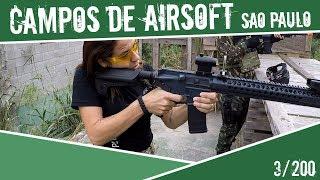 Campos de Airsoft em São Paulo - 3/200
