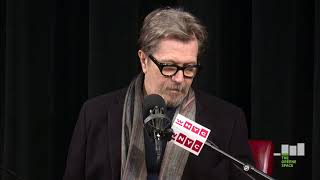 Gary Oldman and Kristin Scott Thomas on The Leonard Lopate Show