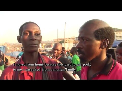 STREET CHILDREN UGANDA DOCUMENTARY