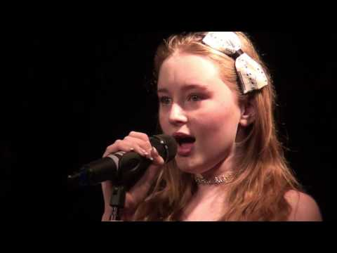 MEGHAN TRAINOR - CLOSE YOUR EYES performed by CHARLEE JAY at TeenStar Talent Competition