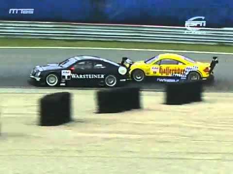The Best Finish Of The New DTM - Zandvoort 2001 Alzen vs Abt.mp4