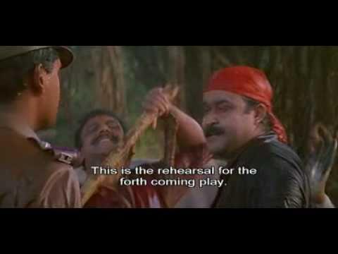 Aaram Thampuraan - Fight Sequence