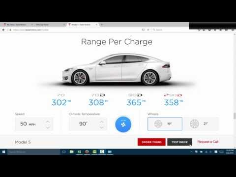 Tesla Energy Cost Calculator