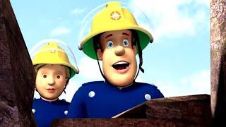 Feuerwehrmann Sam 🔥 Sams Höhlenrettung! 🔥Zeichentrick für Kinder