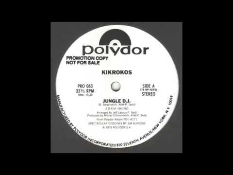Kikrokos - Jungle D.J. [12 inch Mix]
