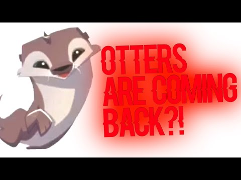 Otters are  coming back?! (Credit to AJPW Items channel in desc)