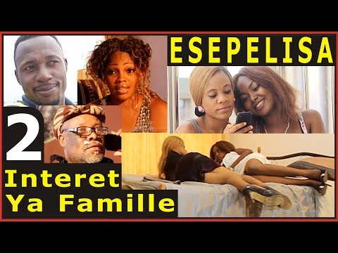 INTERET YA FAMILLE VOL 2 Esepelisa Theatre Congolais Vinny, Lava, Elko, Vue de Loin, Sundiata, Shako